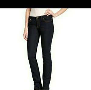 Tory Burch straight leg jeans